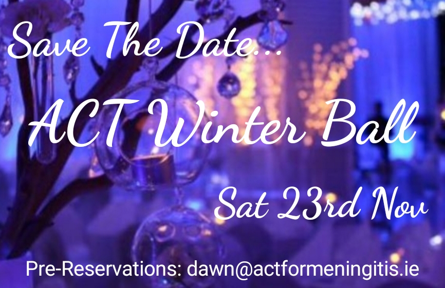 ACT Winter Ball 2019 | Act for Meningitis
